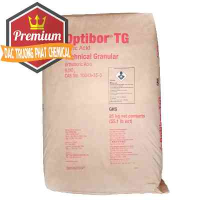 Acid Boric – H3BO3 99% Mỹ USA – Optibor
